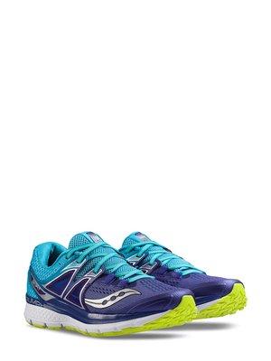 Кросівки фіолетово-блакитні Triumph ISO 3 | 3633956