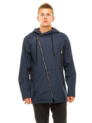 Куртка темно-синяя | 3643464