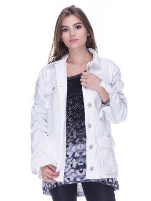 Куртка біла | 2189581