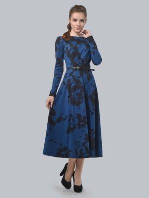 Платье в цветочный принт   3590523
