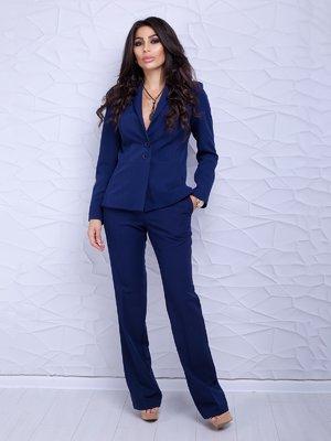 Жакет темно-синій | 3645749