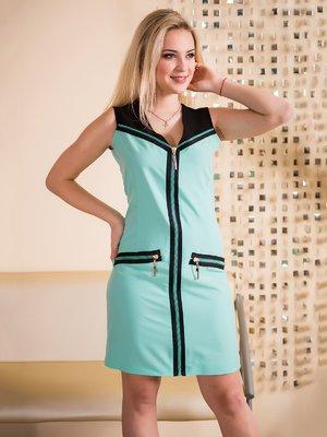 Сукня бірюзова | 3646067