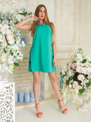 Сукня бірюзова | 3646372