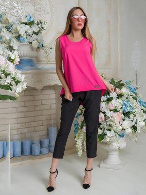 Блуза малинового цвета | 3646394