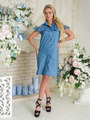 Сукня синя | 3646408
