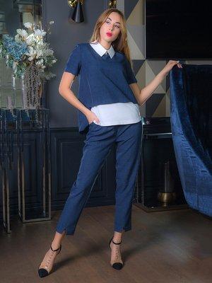 Костюм: блуза и брюки | 3646505