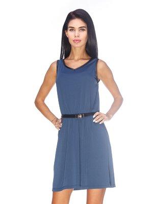 Платье синее | 3436898