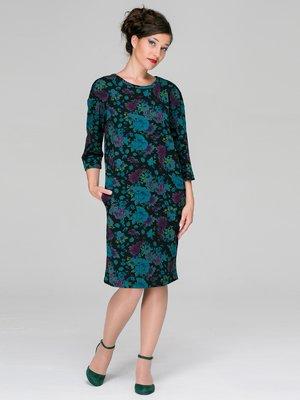 Сукня квіткового забарвлення   3649372