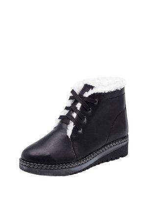 Ботинки черные | 3580154