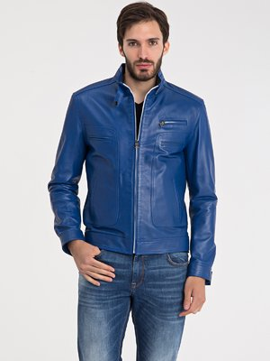 Куртка синяя | 3650130