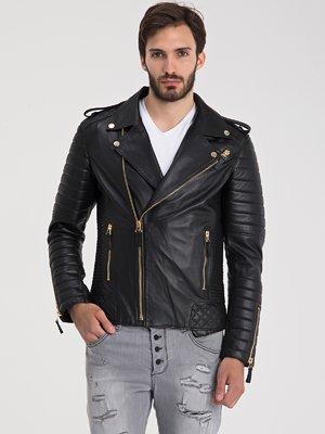 Куртка чорна | 3650197