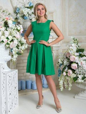 Платье зеленое | 3646065