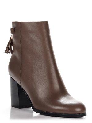 Ботинки бежевые | 3645132