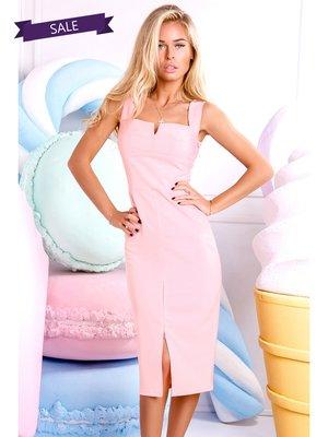 Платье розовое | 2387776