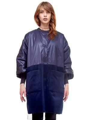 Пальто синее | 3652623