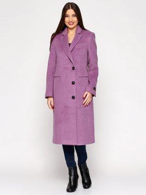 Пальто фиолетовое | 3652692