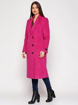 Пальто розовое | 3652694