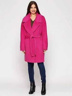 Пальто розовое | 3652705