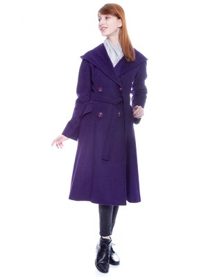 Пальто фіолетове | 3652806