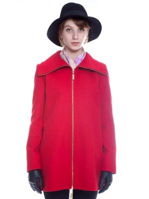 Пальто красное | 3652822