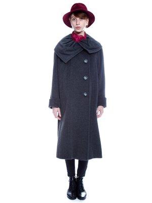 Пальто сіре | 3652829