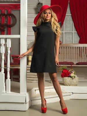 Платье черное | 3645931