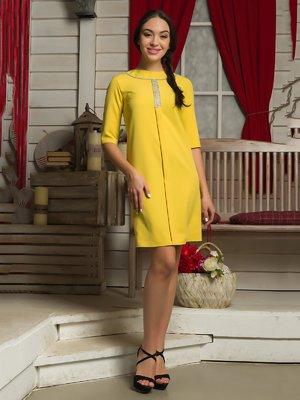 Сукня жовта | 3646138