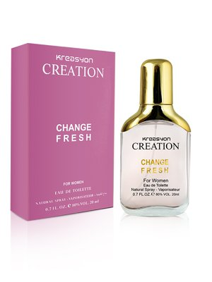 Туалетна вода Kreasyon Creation Change Fresh (20 мл) | 3650883