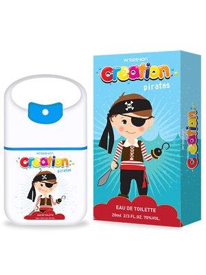 Детская туалетная вода Kreasyon Creation Pirates (20 мл) | 3650983