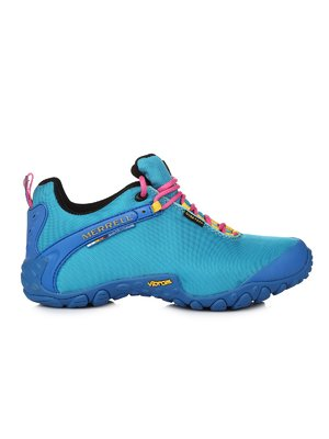 Ботинки голубые | 3500495