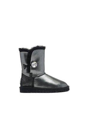 Півчобітки чорно-сріблясті - UGG - 3581390