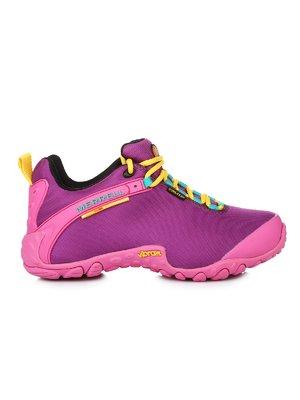 Ботинки фиолетовые | 3640553