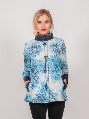 Куртка з квітковим принтом   3654958