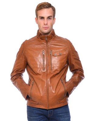 Куртка рыжего цвета | 3654982