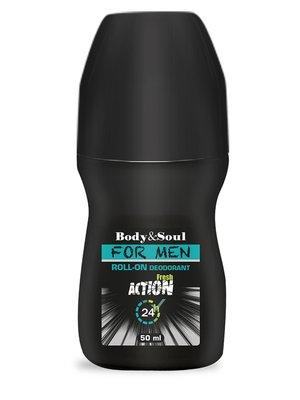 Шариковый дезодорант-антиперспирант Action для мужчин (50 мл) | 3650887