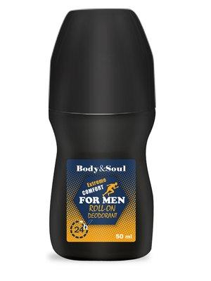 Шариковый дезодорант-антиперспирант Comfort для мужчин (50 мл) | 3650888