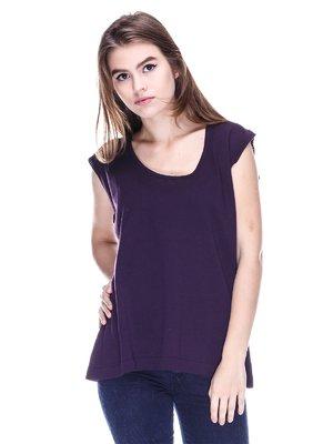 Топ темно-фіолетовий | 3643826