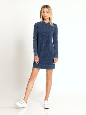 Платье синее | 3659632