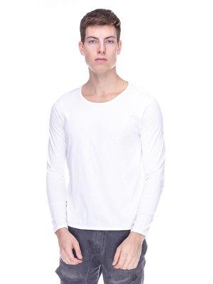 Лонгслив белый | 2632140