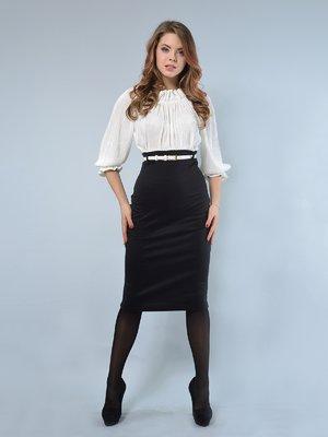 Сукня чорно-молочного кольору | 3665371