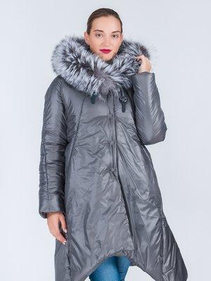 Пальто серое | 3665523