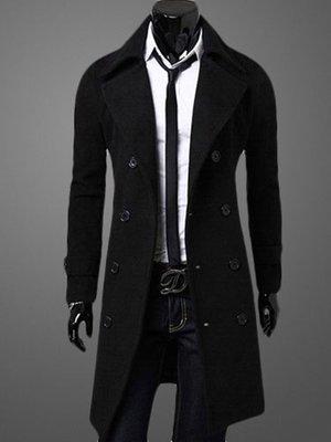 Пальто чорне | 3666776