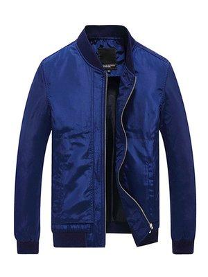 Бомбер темно-синій | 3666927
