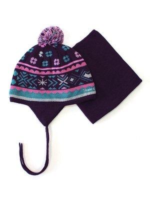 Комплект: шапка і манішка | 3670961