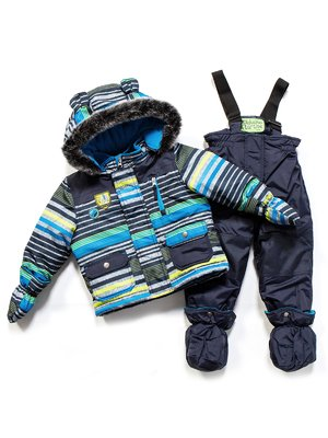 Комплект: куртка и полукомбинезон | 3670910