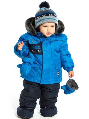 Комплект: куртка та напівкомбінезон | 3670912