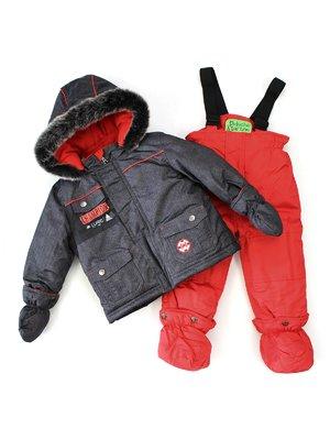 Комплект: куртка и полукомбинезон | 3670913