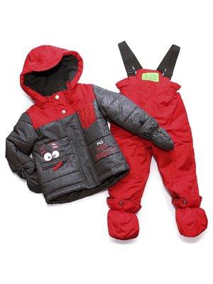 Комплект: куртка и полукомбинезон | 3670915