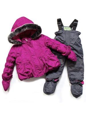 Комплект: куртка и полукомбинезон | 3670917