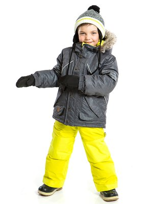 Комплект: куртка та напівкомбінезон | 3670926